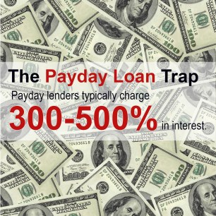 The Payday loan trap