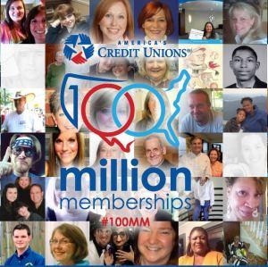 #100MM 100 Million Memberships